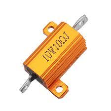 <b>3pcs RX24 10W</b> 10R 10RJ me<x>tal Aluminum Case High Power ...