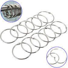 <b>Stainless</b> Steel <b>Shower Curtain Hooks</b> for sale | eBay