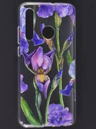 <b>Чехол</b> для Huawei Honor 10i, серия Clear КейсБерри 10107694 в ...