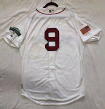 Белый <b>Ted</b> Williams MLB вентилятор <b>одежда</b> и сувениры ...