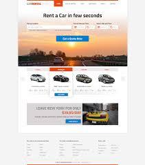 rent a car template car rental templates phpjabbers category car rental templates