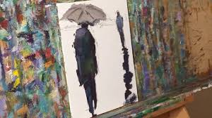 Figurative <b>Modern Oil Painting</b> Demo by Artists JOSE TRUJILLO ...