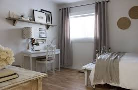 budget bedroom home office diy refresh bedroom home office