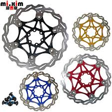 mi.Xim <b>1pc Bicycle Bike Brake</b> Float Floating Disc Rotor 140/160 ...