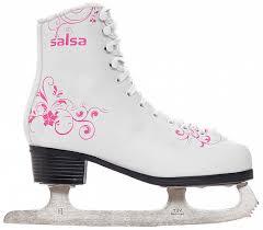<b>Коньки фигурные</b> с мехом RUSH <b>ACTION</b> Salsa - купить в ...