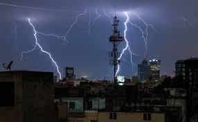 Resultado de imagen para tormenta electrica