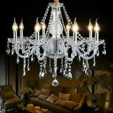 <b>White Ceiling Chandeliers for</b> sale | eBay