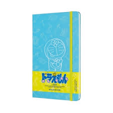 doraemon <b>limited edition</b> 12-month large weekly <b>notebook</b> planner