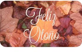 Resultado de imagen de imagenes de feliz otoño