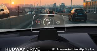 HUDWAY Drive: The best <b>head</b>-<b>up display for any</b> car | Indiegogo