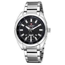 <b>Curren 8385 Men Waterproof</b> Steel Band Quartz Watch Large Dial ...