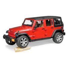 Масштабная модель <b>BRUDER</b> 02-525 <b>Внедорожник Jeep</b> ...