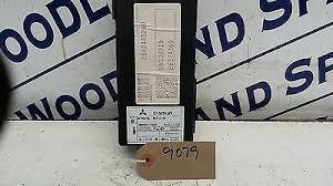 mitsubishi fuse box replacement fuse boxes mitsubishi colt interior fuse box mn 108319 2006 cz3 1 5