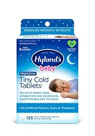 Baby Cold Medicine Nighttime Tablets, Infant Cold ... - Amazon.com