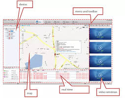 Full HD 4 CH MDVR 3G/<b>4G</b> Wi-Fi <b>GPS sd card</b> car dvr camera 720p ...