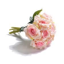 <b>10PCS</b>/<b>LOT Artificial flowers</b> cheap Silk hydrangea Bride bouquet ...