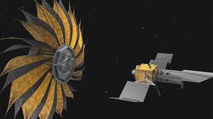 metre giant umbrella: nasas giant space umbrella starshade could help find alien life