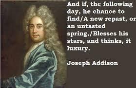 Imagination Joseph Addison Quotes. QuotesGram via Relatably.com