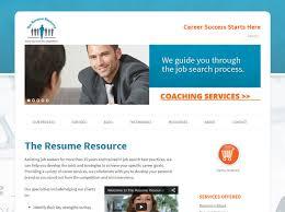 the resume resource   website   costanzo studiosthe resume resource – website