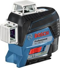 Лазерный <b>нивелир Bosch GLL 3-80</b> CG + держатель BM 1 + АКБ ...