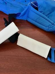 <b>Накладки на боковые</b> стропы для эргорюкзаков от Aloe-slings ...