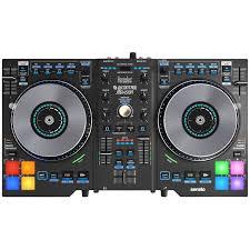 Купить <b>Контроллер</b> для <b>DJ Hercules</b> DJControl Jogvision в ...