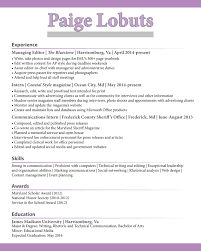 beth wertz resume design can your resume take the heat resume paige