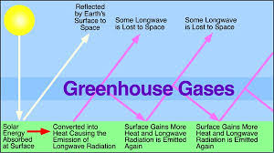 global warming greenhouse gases and their harmful effects  the harmful effects