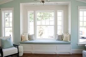 window seats window and bay windows on pinterest bay window seat cushion