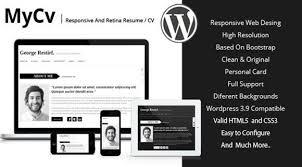 best premium wordpress resume themes for your personal resume      best premium wordpress resume themes for your personal resume website
