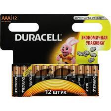 <b>Батарейки AAA Duracell</b> MN2400-12 12 шт. — купить, цена и ...