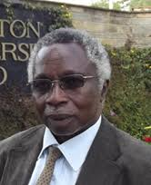Prof  Muchiri Daniel Rugwe   Chemistry Egerton University