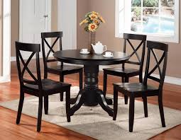 Dark Dining Room Set Simple And Dark Dining Room Table Centerpieces Ideas Round Table