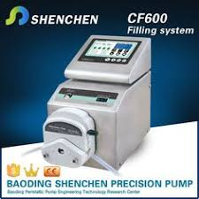 reagent liquid filling machine supporting stepper motor peristaltic pump
