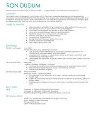 engineering technician cv example for engineering   livecareerall cv    s and cover letters are  able as adobe pdf  ms word doc  rich text  plain text  and web page html formats  click to enlarge image