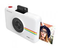 Фотокамера <b>Polaroid Snap</b> Touch <b>WHITE</b>, Арт. FL10450