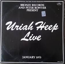 Uriah Heep - <b>Uriah Heep Live</b> | Releases | Discogs