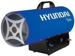 Газовая <b>пушка Hyundai H</b>-<b>HI1</b>-<b>50</b>-<b>UI582</b>, синий, черный