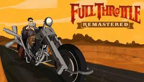 <b>Full Throttle</b> Remastered on Steam