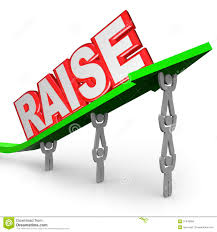 salary increment clip art clipartfest pay raise word increased
