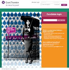 the application experience grant thornton spilling the beans the application experience