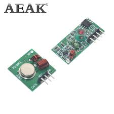 1 <b>Lot</b>= <b>50pair</b>=<b>100pcs</b> RF wireless receiver module & transmitter ...