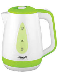<b>Чайник Atlanta ATH 2375 Green</b> - Чижик