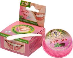Тайская травяная <b>зубная паста</b> с экстрактами Гуавы и Гвоздики <b>5</b> ...