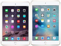 Differences Between iPad <b>mini 3</b> and iPad mini <b>4</b>: EveryiPad.com