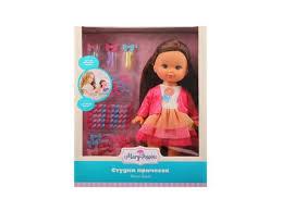 Купить <b>куклу Mary Poppins Элиза</b> Студия причесок (451308), от 3 ...
