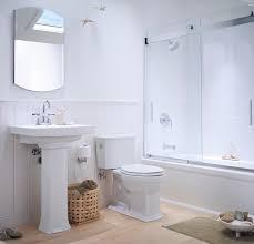 coastal bathroom designs: small coastal bathroom traditional bathroom other by kohler