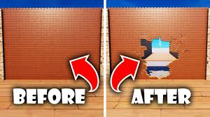 <b>NEW</b> Destructible <b>Walls</b> in Fortnite <b>Creative</b>! - YouTube