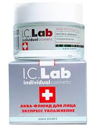 Аква-<b>флюид для лица</b> экспресс уввлажнение I.C.Lab Individual ...