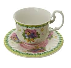<b>Чайная пара Best Home</b> Porcelain, Summer day, Кармелитта ...